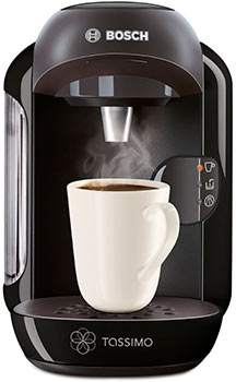 La mejor cafetera de cápsulas baratas 2017 Bosch Tassimo TAS1252