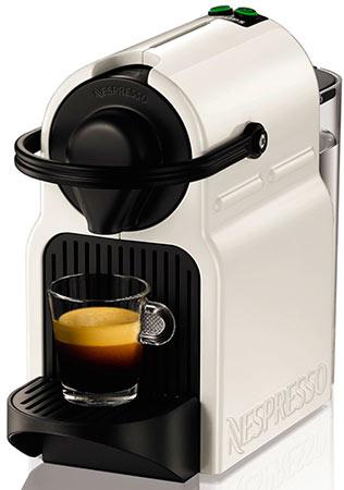 La mejor cafetera de cápsulas baratas 2017 Nespresso Krups Inissia XN 1001