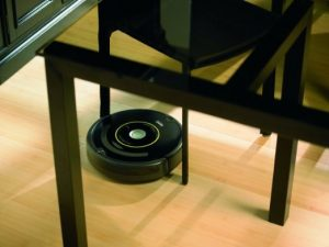 robot aspirador potente inteligente roomba 650 irobot