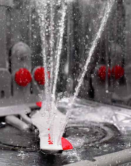 como limpiar el lavavajillas oxido y suciedad