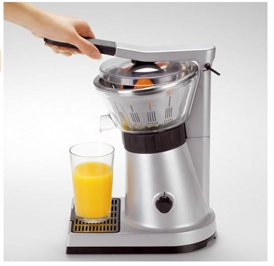 Exprimidor de naranjas profesional electrico krups zx7000 citrus press