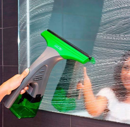 Mejor Limpiacristales eléctrico Conga Crystal Clear opiniones precio
