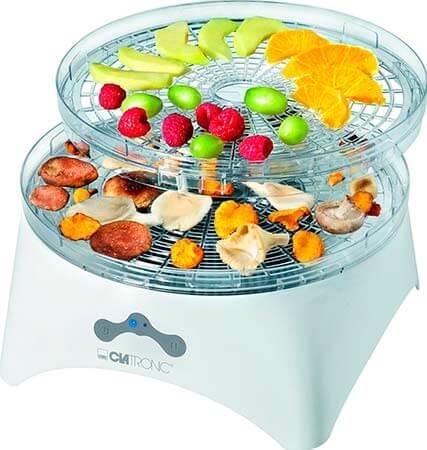 Mejor deshidratador de alimentos Clatronic DR 3525