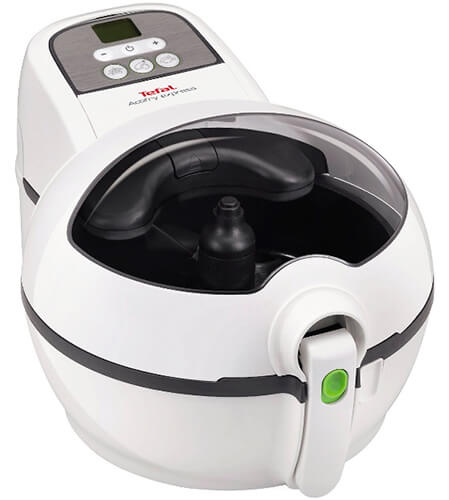 Mejor freidora sin aceite Tefal Actifry Express Snacking FZ7510