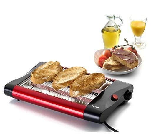 Tostadora de pan Solac Buon Giorno TC5301 Las mejores tostadoras de pan calidad precio 2017