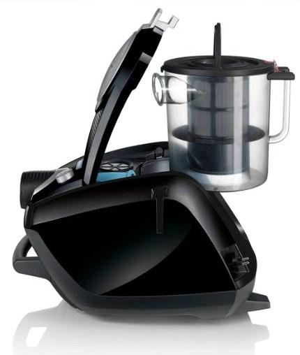 Mejores aspiradoras sin bolsa Bosch BGS5SIL66B Relaxx'x ProSilence potente y barato comparativa