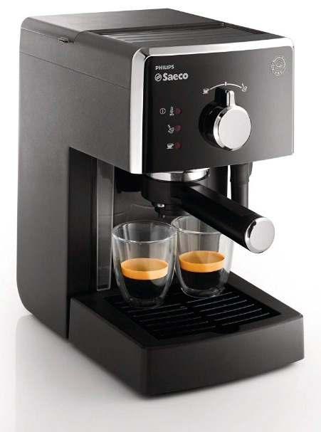 Cafetera Espresso Manual Saeco HD8423/11