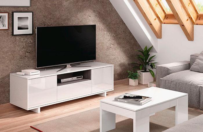 Mesa tv gu a de las mejores mesas para tv - Muebles de television baratos ...