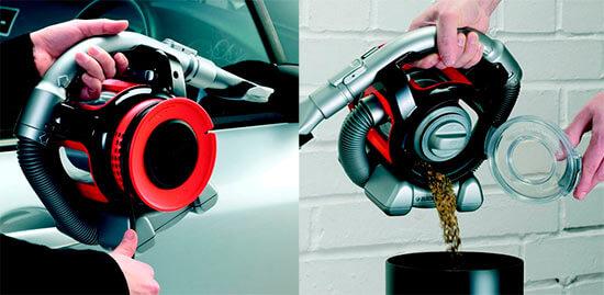 Aspirador de coche-Black & Decker PAD-1200