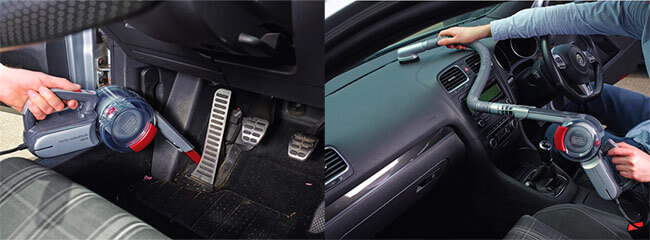 Aspirador de coche Black&Decker PV1200AV XJ