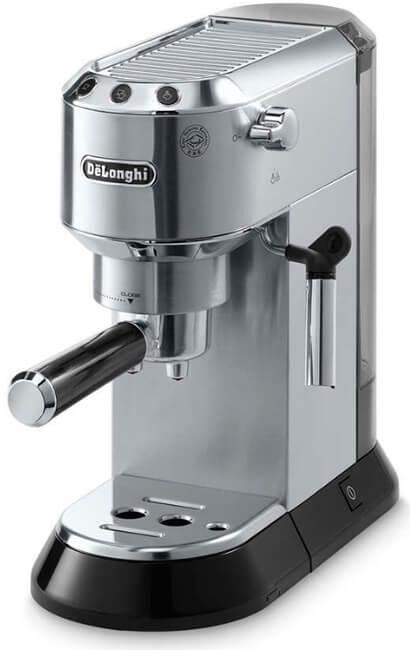 DeLonghi EC 680 cafetera espresso opiniones precio express DeLonghi EC 680.M EC 680.R EC 680.BK