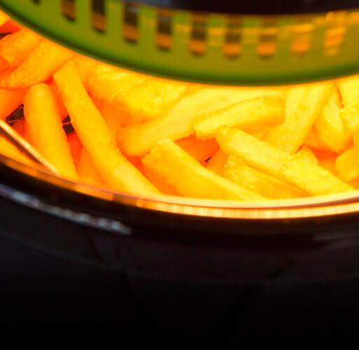 Freidora sin aceite Cecofry Compact freidora dietética Cecotec