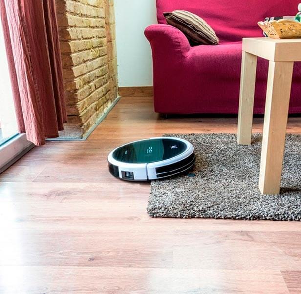 Robot aspirador Conga Excellence Aspirador Cecotec inteligente