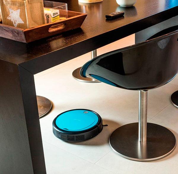 Robot aspirador Cecotec Conga Slim Aspirador Cecotec inteligente