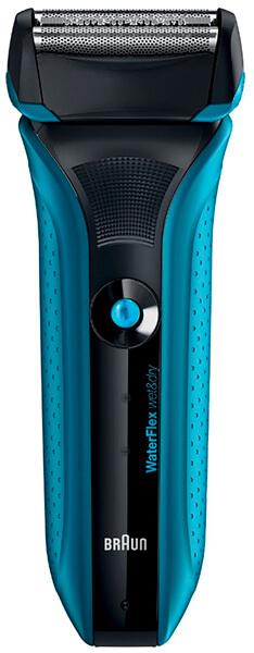 Mejor afeitadora eléctrica Braun WaterFlex WF2s