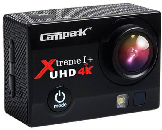 Comparativa mejor cámara deportiva calidad precio 4K Campark Wifi Ultra HD Resistente al agua 2017