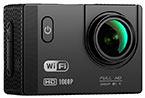 Comparativa mejor cámara deportiva calidad precio 4K Wifi Deportiva Sumergible de Topop
