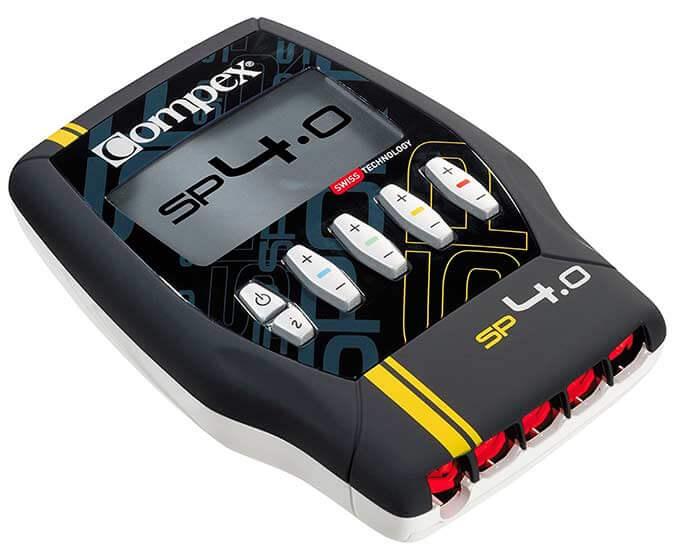 Mejor electroestimulador muscular barato profesional calidad precio portatil Compex-SP-4.0