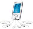 Mejor electroestimulador muscular barato profesional calidad precio portatil Duomishu TENS EMS