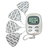 Mejor electroestimulador muscular barato profesional calidad precio portatil Homedics HST-100