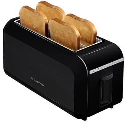 Mejor tostadora de pan barata Rowenta TL681830