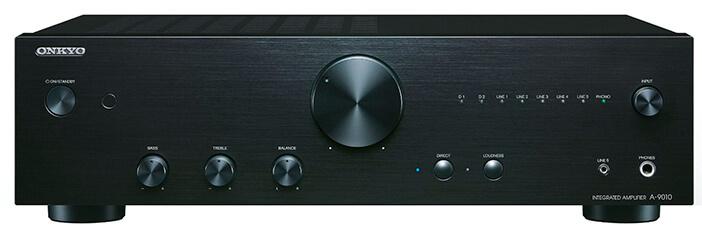 Mejor amplificador hifi barato Onkyo A-9010