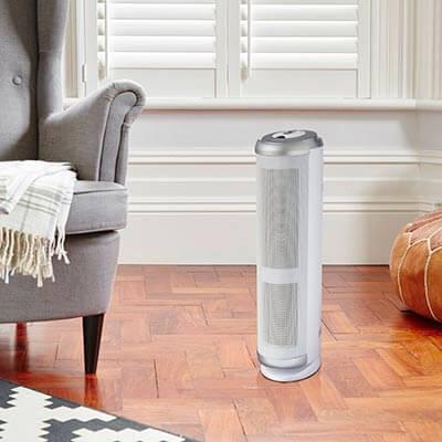 Mejor purificador de aire con filtro hepa opiniones Bionaire BAP1700 I 065