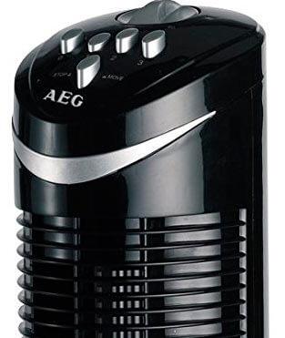 Mejores ventiladores silenciosos para dormir en casa de 2017 AEG T VL 5531
