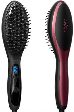 Mejor cepillo eléctrico para el pelo iónico 2017 Anjou