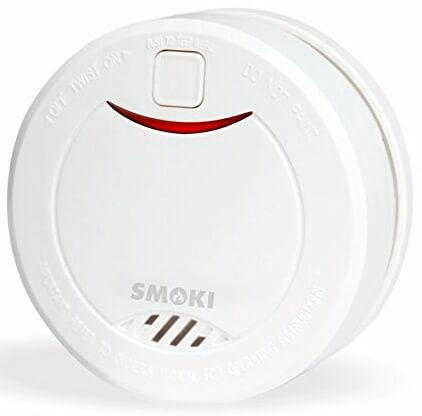 Mejor detector de humo doméstico Smoki 2017