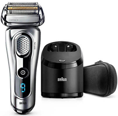 Mejores maquinillas de afeitar eléctricas Braun Series 9 9290cc