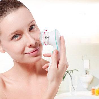 Mejores cepillos faciales eléctricos 2017 TOUCHBeauty TB 0759A