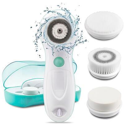 Mejor cepillo facial eléctrico TOUCHBeauty TB 0759A
