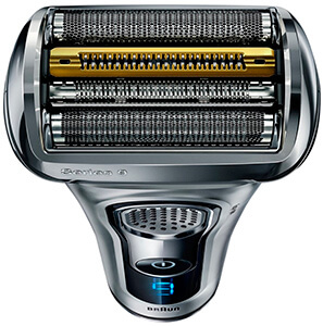 Braun Series 9 9290cc afeitadora eléctrica plateada