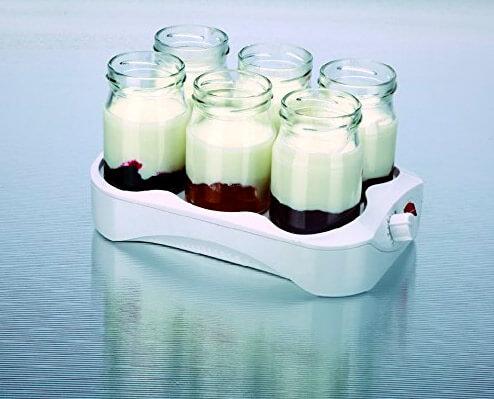 Las mejores yogurteras 2017 Jata YG493