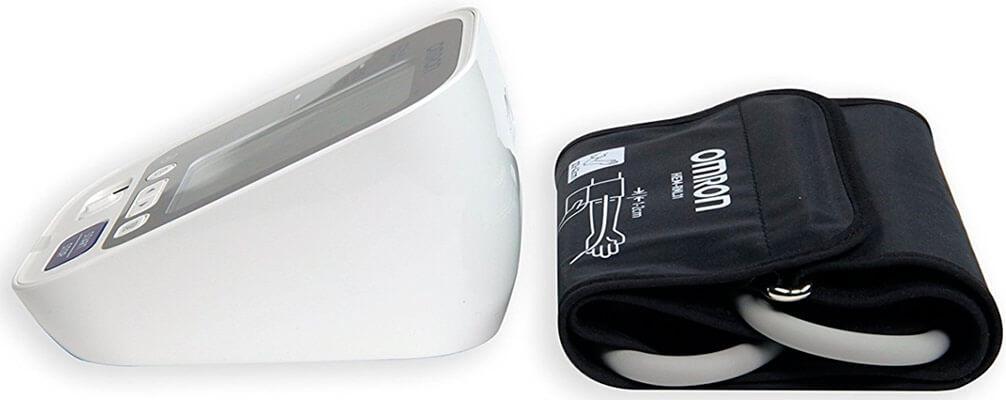 mejores tensiómetros digitales de brazo y muñeca OMRON M3