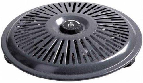 Mejores braseros eléctricos de bajo consumo FM B-750