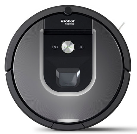 Cuáll es el mejor robot aspirador del mercado iRobot Roomba 960