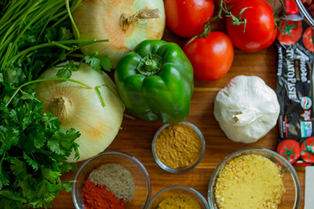 dieta para después de navidad y año nuevo verduras