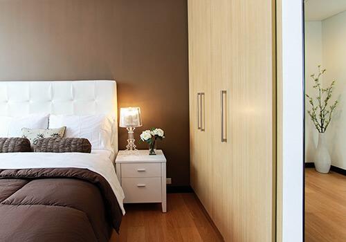 Feng shui en casa imagen de un dormitorio
