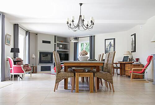 Feng shui en casa imagen de un salón