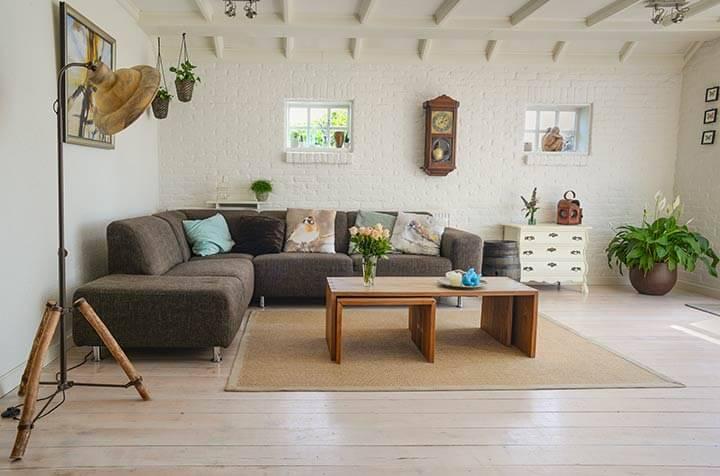 Post de Ideas de decoración para el hogar con un hogar estilo mid century