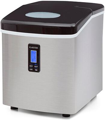 Maquina de hacer hielo domestica Klarstein Mr. Black Frost