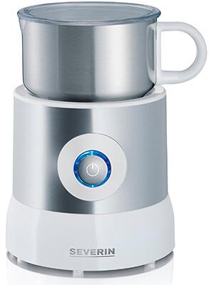 Mejores calentadores y emulsionadores de leche 2018 Severin SM 9684