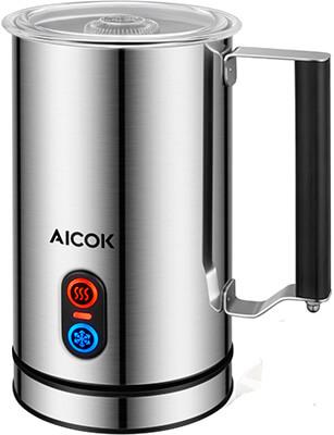 Mejores espumadores de leche 2018 Aicok