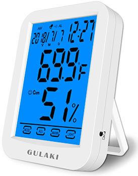 Higrómetro digital Gulaki G3006
