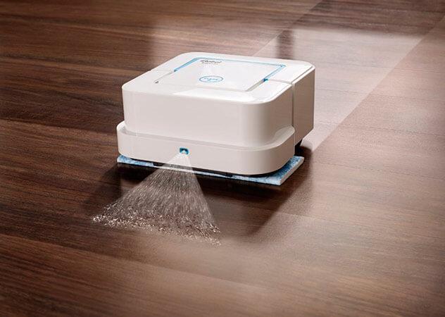 Mejor robot friegasuelos de 2018