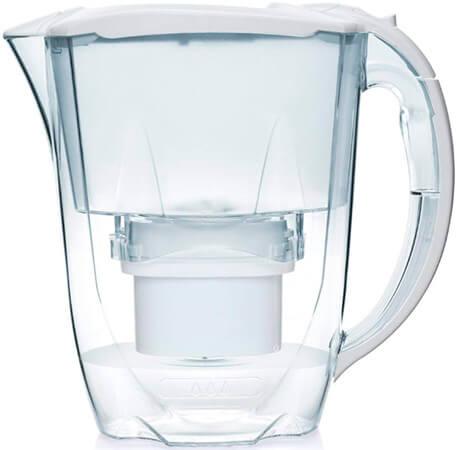 Jarra filtradora de agua Aqua Optima