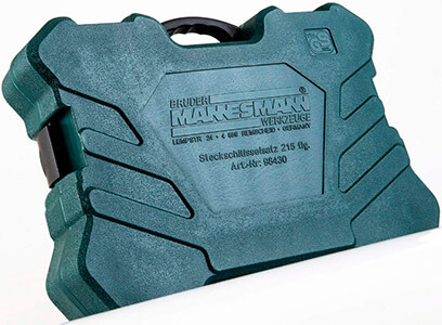 Mannesmann M98430 caja de herramientas