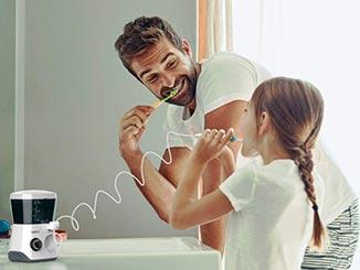 Irrigador dental para que sirve